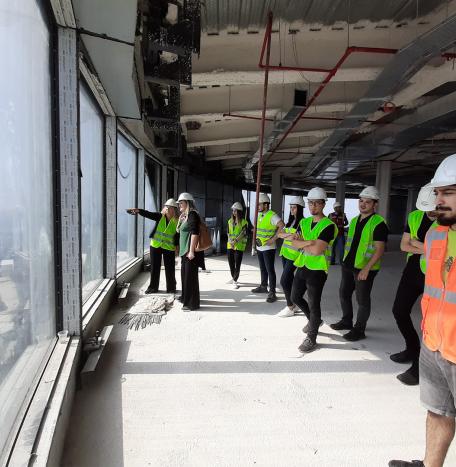 Istanbul TV&Radio Tower Site Visit