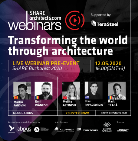 SHARE Bucharest 2020 LIVE Webinar