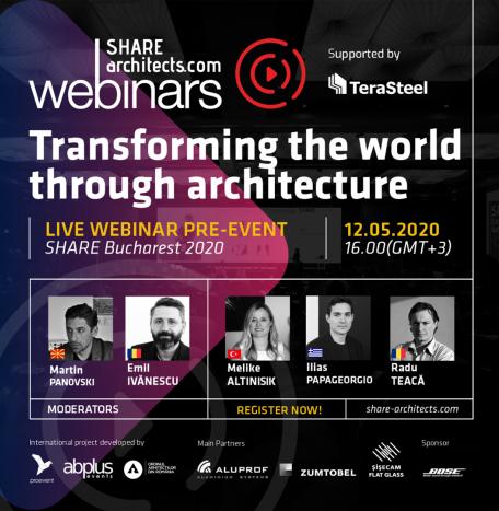 SHARE Bucharest 2020 LIVE Webinar