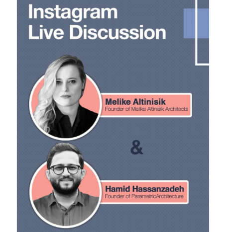 Architect and Design Instagram Live Discussion