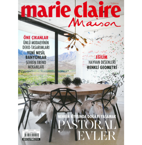 Marie Claire Maison Interview