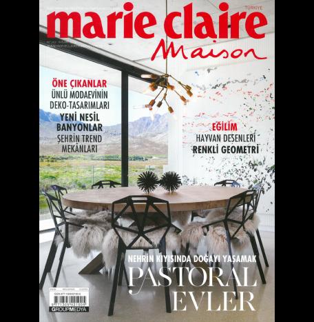 Marie Claire Maison Interview
