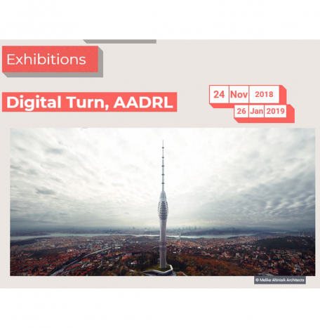 Digital Turn Exhibition London