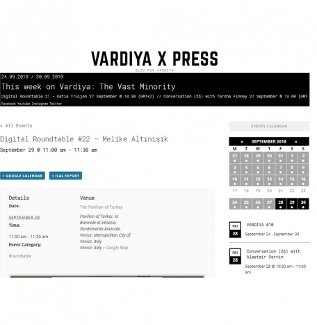 VARDIYA Digital Roundtable 23