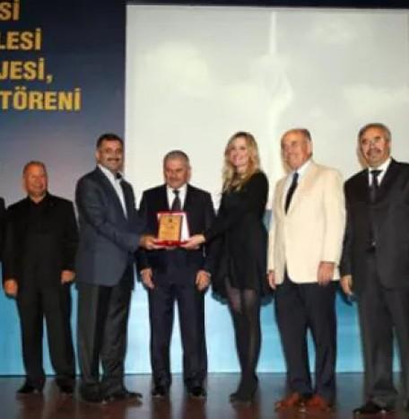 İstanbul CAmlıca TV Tower Award Ceremony