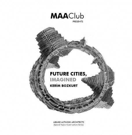 Future Cities: Imagined