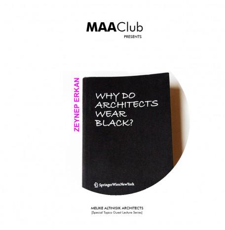 Why do Architects Wear Black